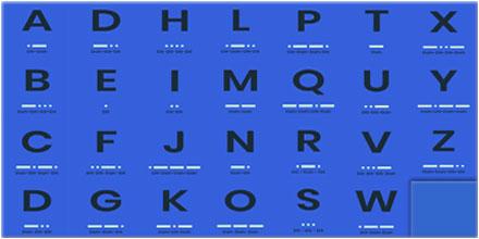 Kode Morse Di Aplikasi GBoard