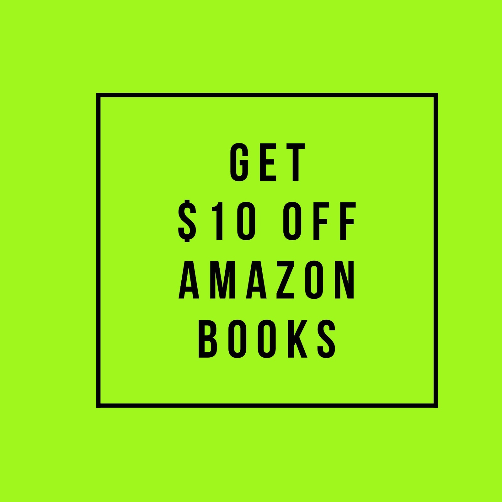 Amazon books discount coupon