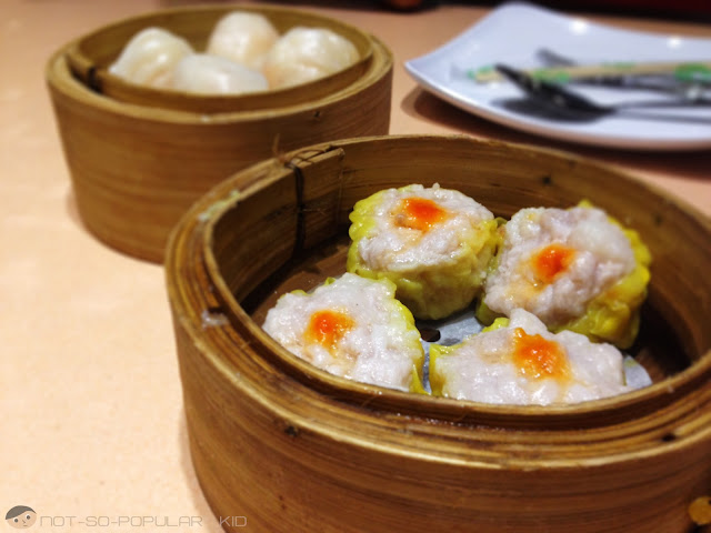 Delicious Shrimp Siomai of Golden Fortune