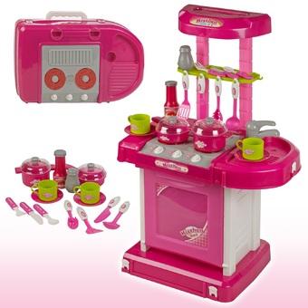 Set Permainan Dapur Kanak Budak Borong