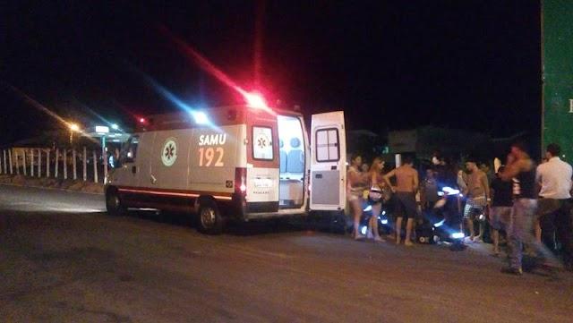 Mulher de 23 anos teve braço e perna direitos decepados em capotamento de caminhão na BR 116, em Jati