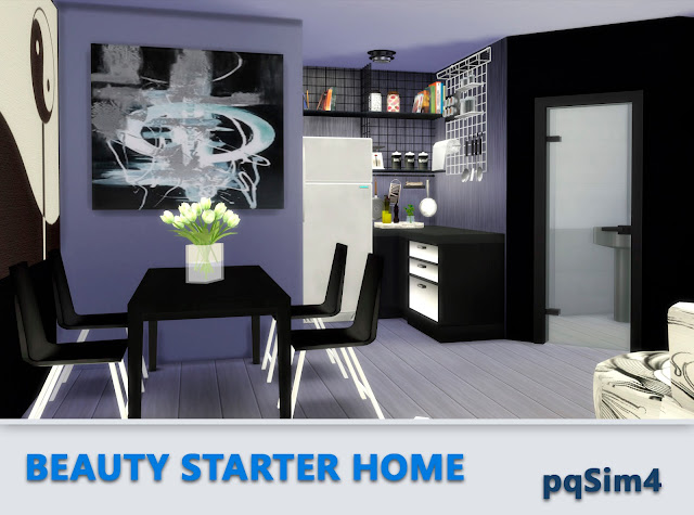 Beauty Starter Home. Interior 4