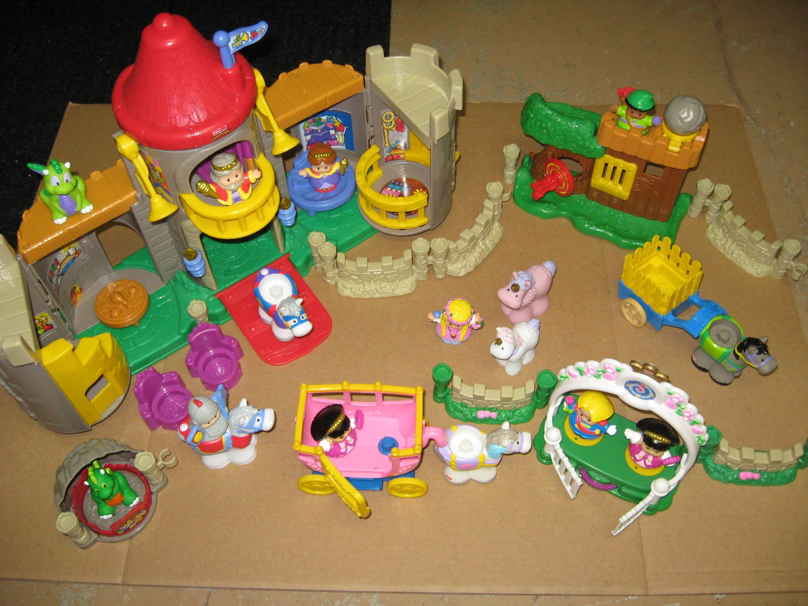 One Little Word She Knew: Toxic Toys: Fisher-Price Little ...