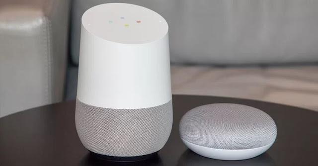 precio del google home y home mini