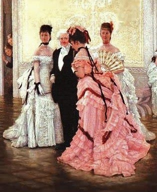 File:James Tissot - Portrait of the Marquis and Marchioness of ...