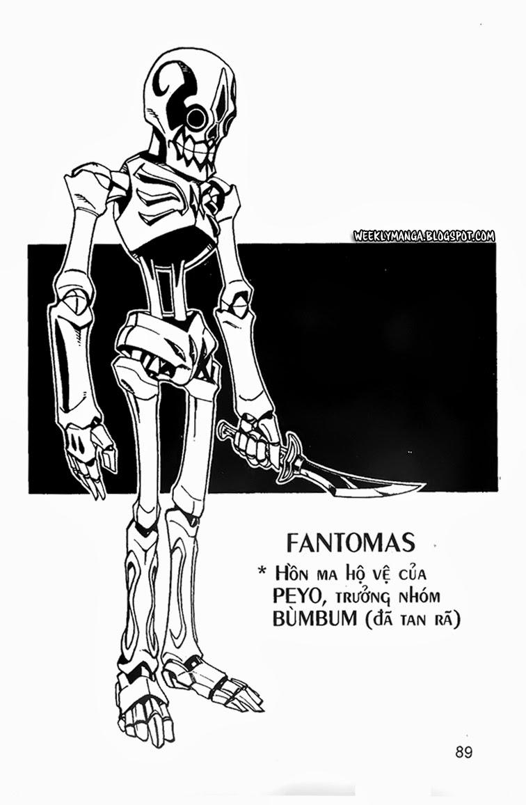 Shaman King [Vua pháp thuật] chap 152 trang 7