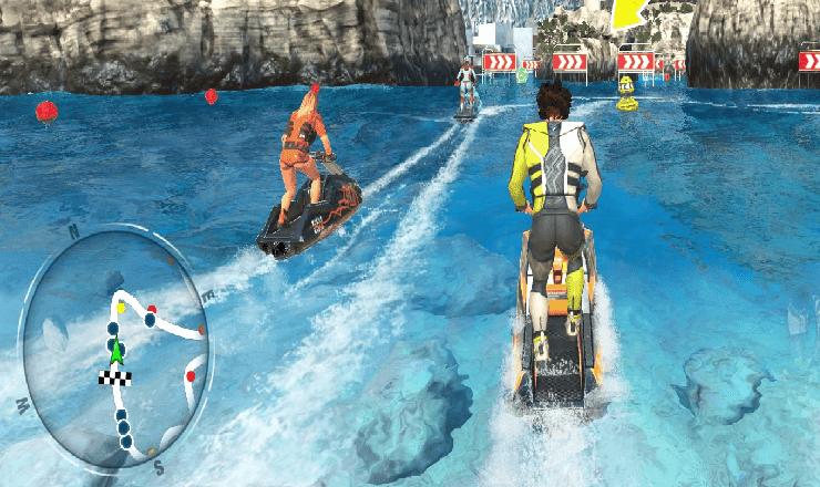 تحميل aqua moto racing utopia
