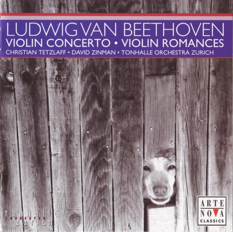 Resultado de imagen para violin concerto beethoven zurich tetzlaff