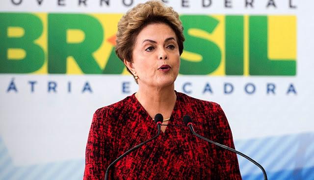 A carta de Dilma