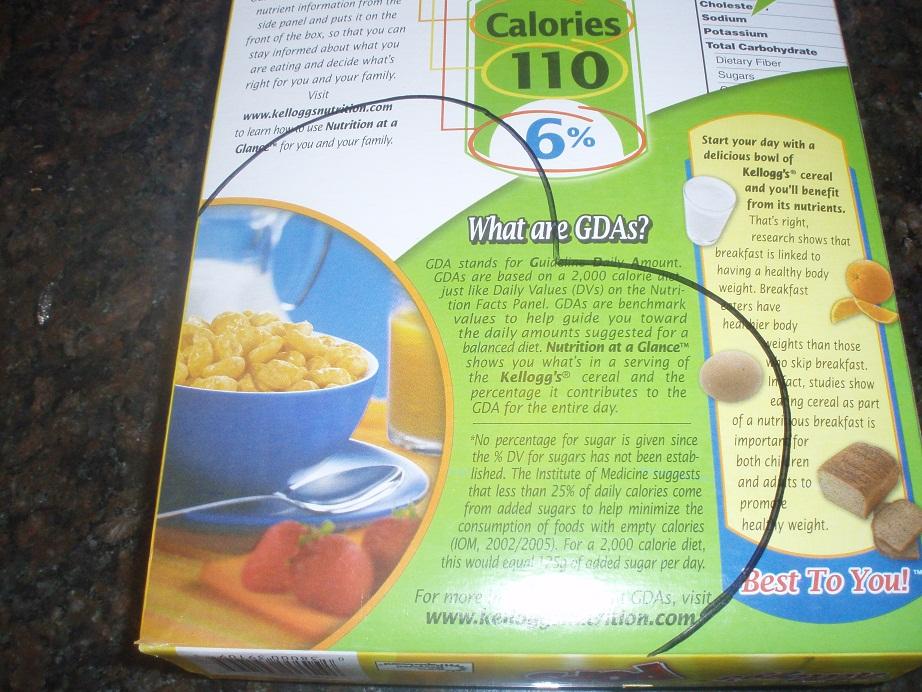 Love2Dream, Do You?: Gift Box/Bag... more cereal box fun!