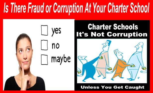 Image result for Charter School Corruption