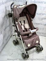 Kereta Bayi Creative Baby BS178 Breeze Buggy