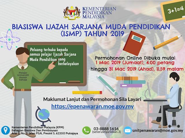 Kementerian Pendidikan Malaysia (KPM) Scholarship