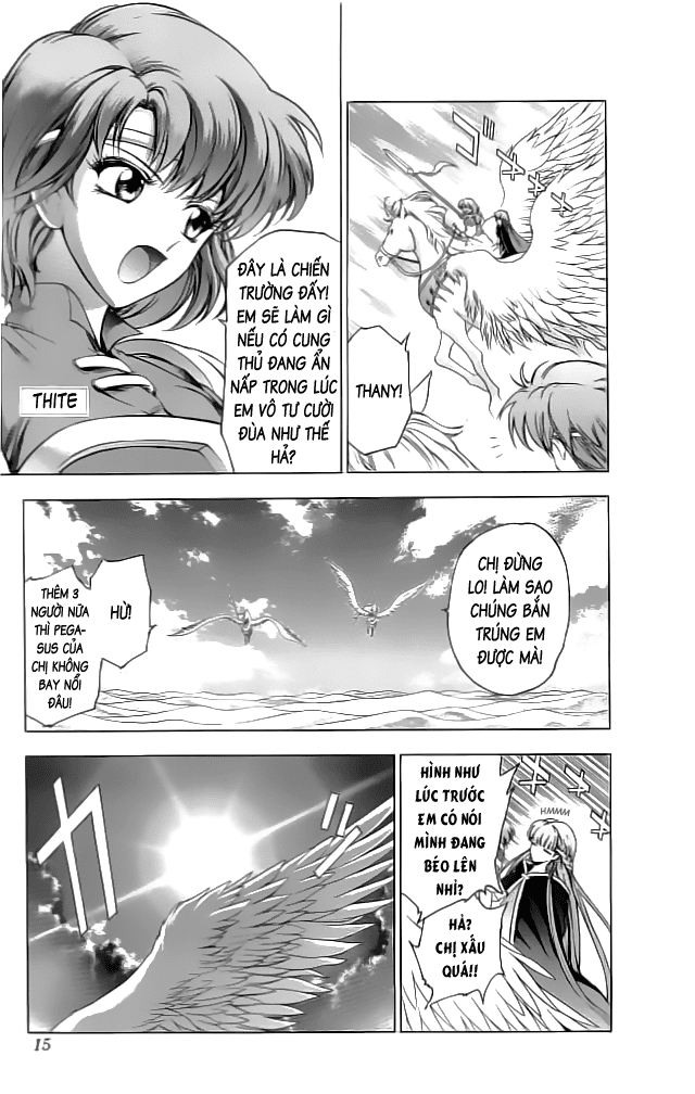 Fire Emblem - Hasha no Tsurugi chap 025 trang 16