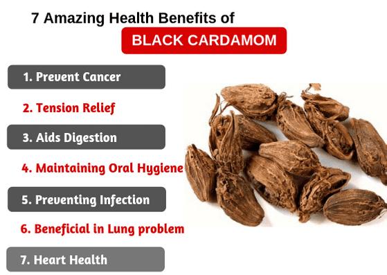 Health Benefits of Cardamom Seeds