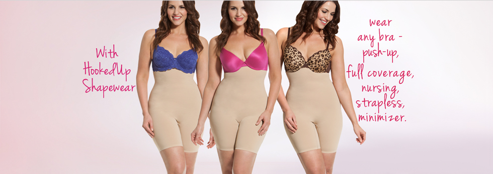 ad9fce29b6 HookedUp Shapewear Truly Smooths the Rolls - Outnumbered 3 to 1