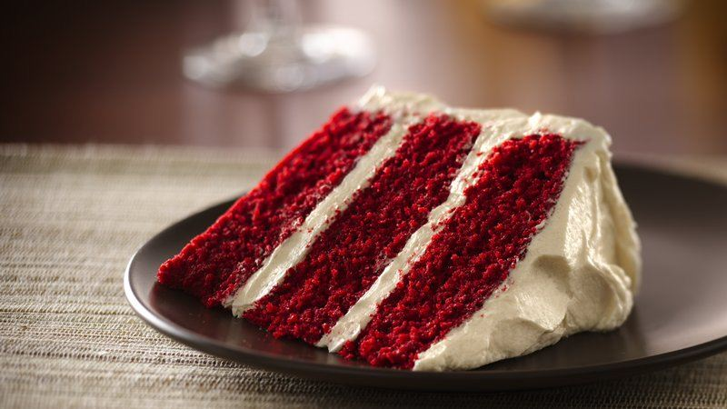 About This Recipe Is The Red Velvet Cake That You Re Looking For Moist Has An Alluring Gorgeous Deep Colour