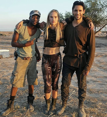 Future World 2018 Suki Waterhouse Set Photo 1