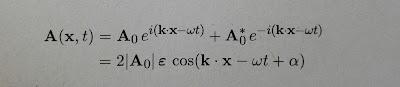 Solucion ondulatoria para el potencial vectorial
