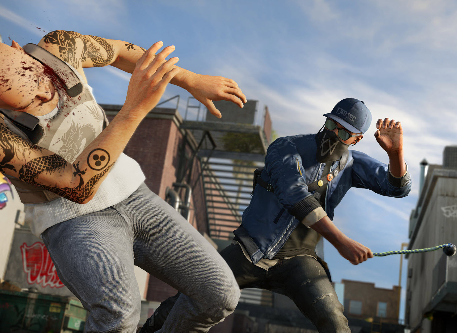 Review: Watch Dogs 2 (Sony PlayStation 4)