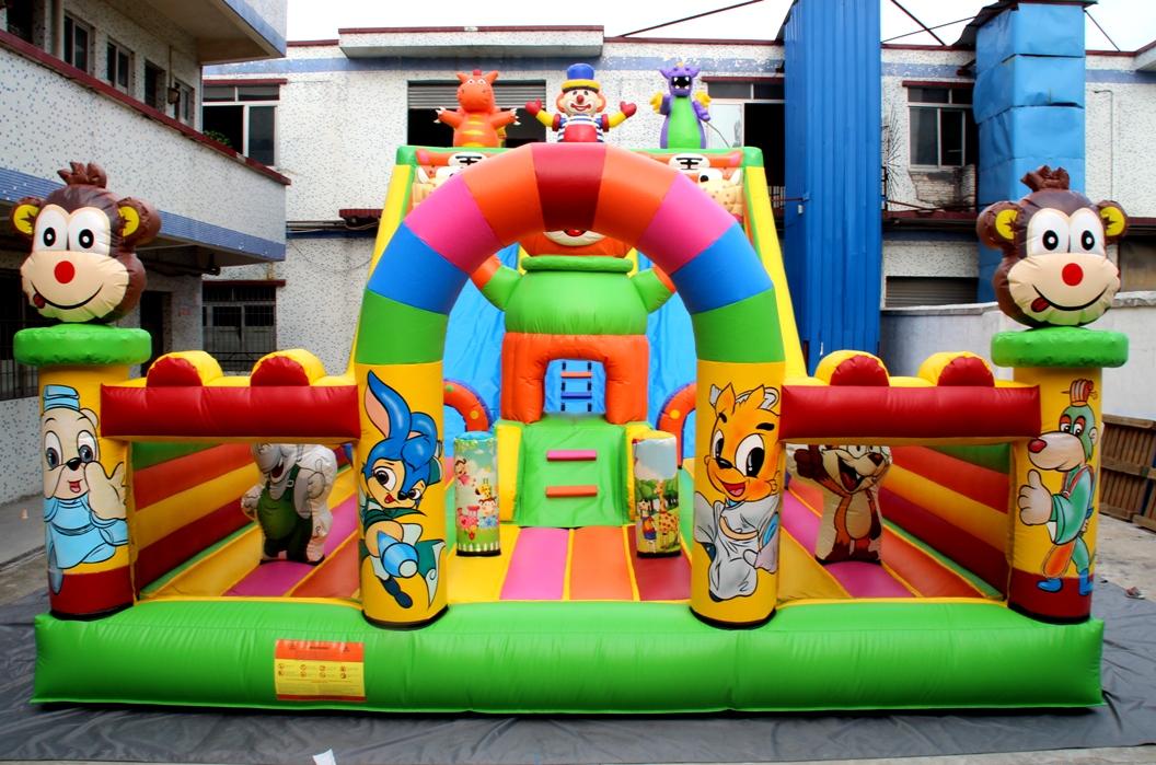 rumah balon | istana balon | balon loncat 43