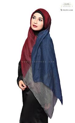 Top 10 Model Busana Muslim Dan Hijab Keren Ala Zaskia
