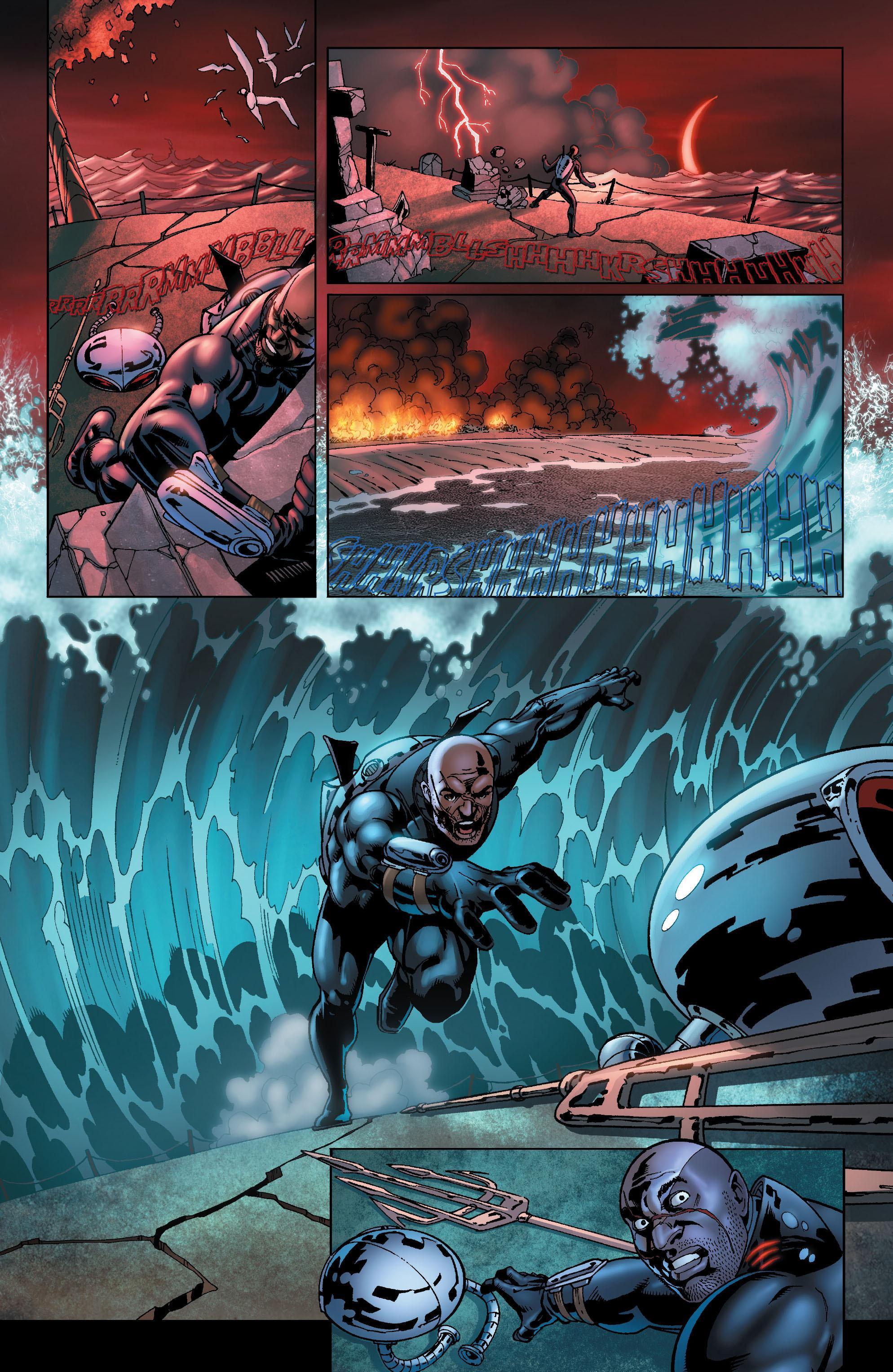 Read online Aquaman (2011) comic -  Issue #23.1 - 16