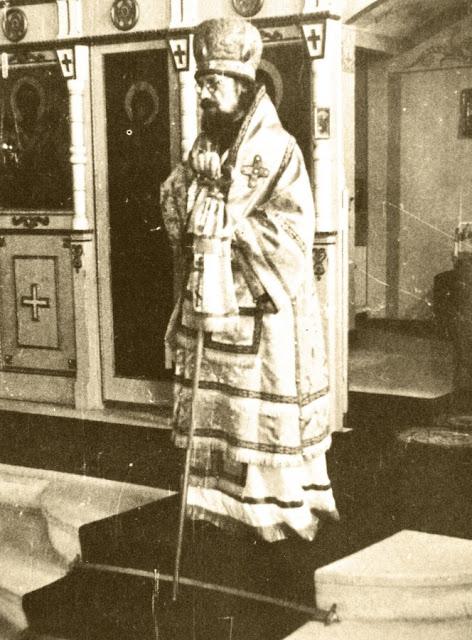 История одного епископа РПЦЗ: Крестоношение