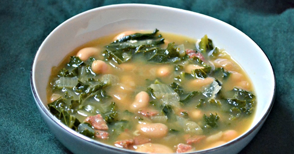 Weight Watchers Advice 5 Point White Bean And Kale Soup