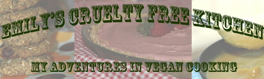 Emily's Cruelty Free Kitchen