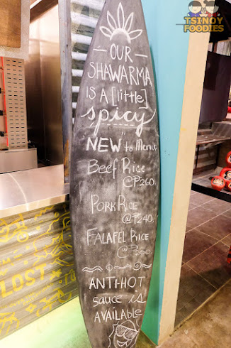 liberation shawarma