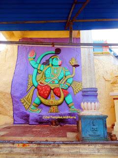 Lord Hanuman at Narasimha Konda