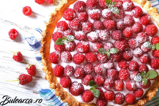 Cookbook: Tart of Coconut (of post)
