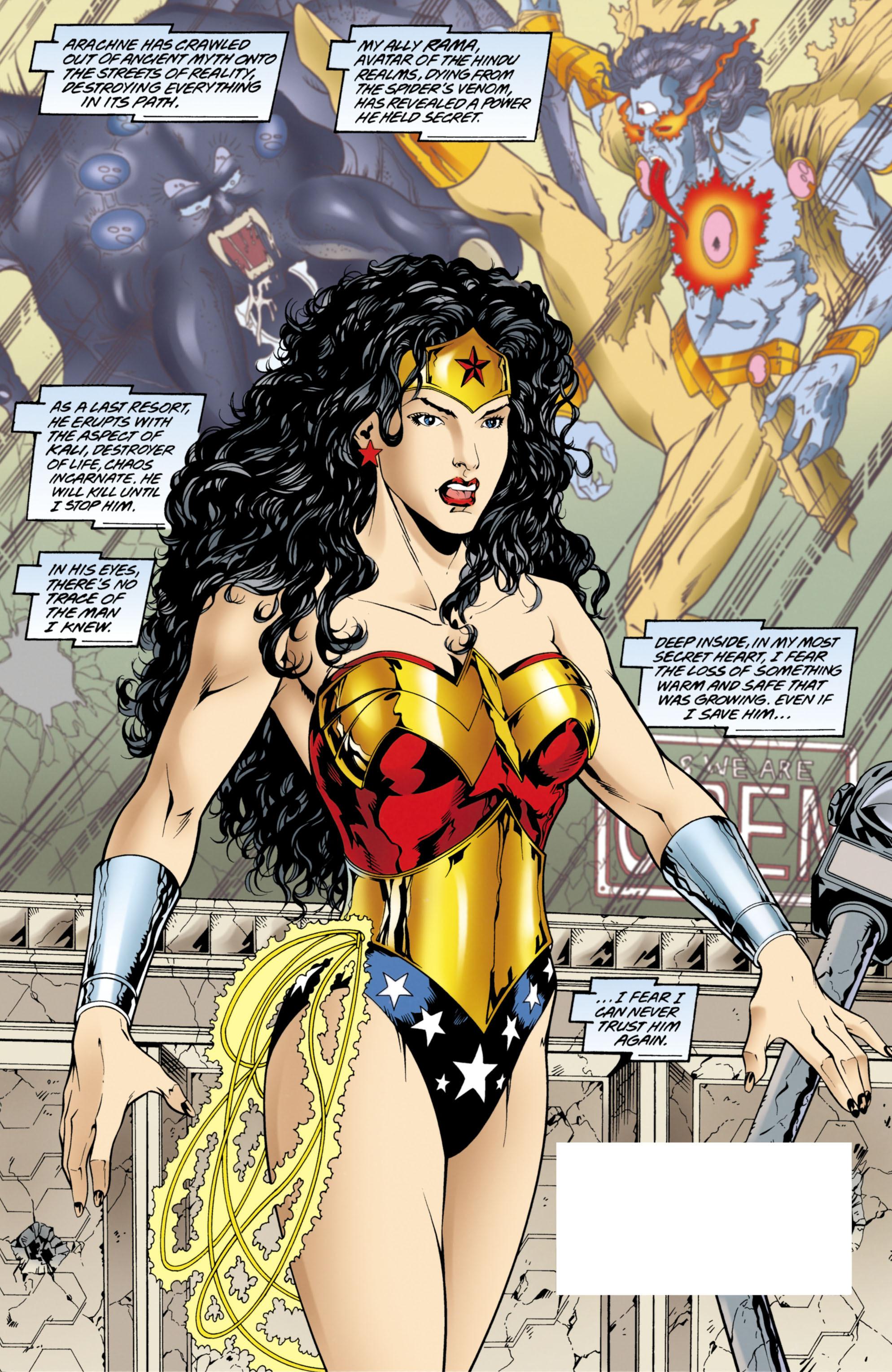 Read online Wonder Woman (1987) comic -  Issue #152 - 2
