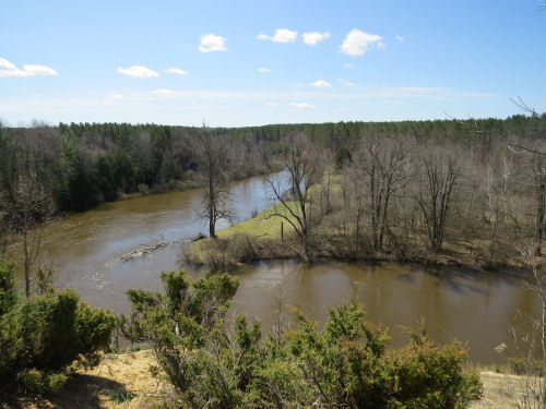 Manistee River oxbow