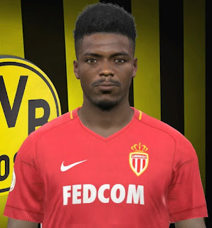 PES 2017 Faces Jemerson by FaceEditor Jefferson_SF