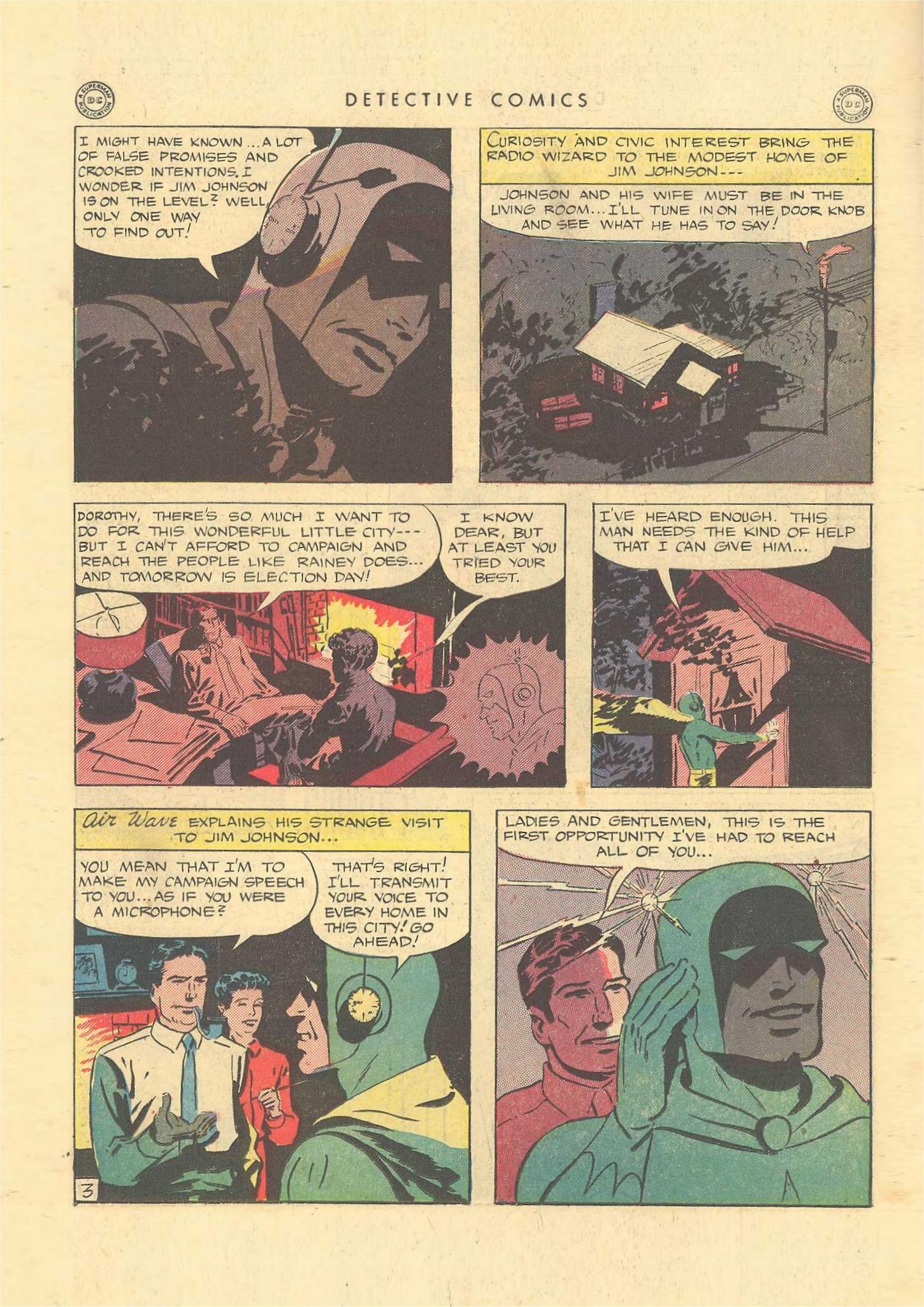 Read online Detective Comics (1937) comic -  Issue #109 - 26