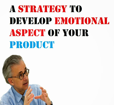 Product emotional satisfaction strategy