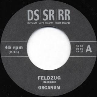 Organum, Feldzug / Stumpf