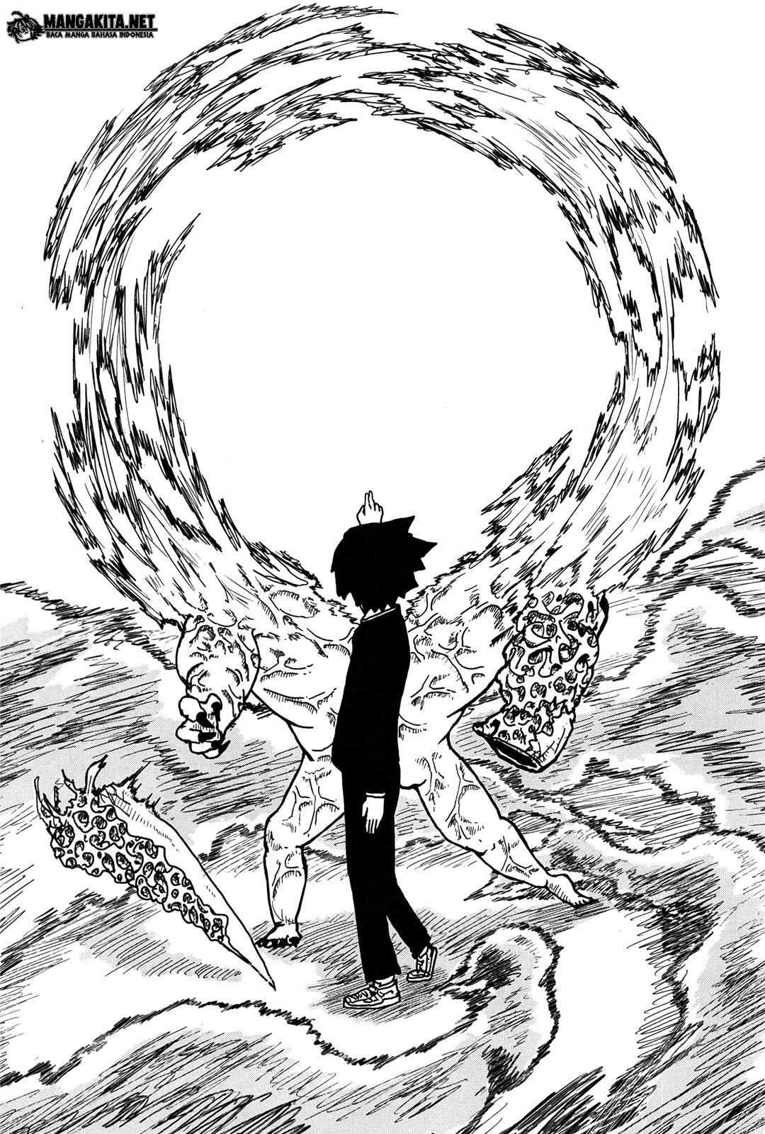 Mob Psycho 100 Chapter 08-28