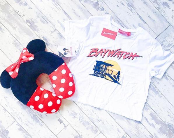 Baywatch tshirt Primark