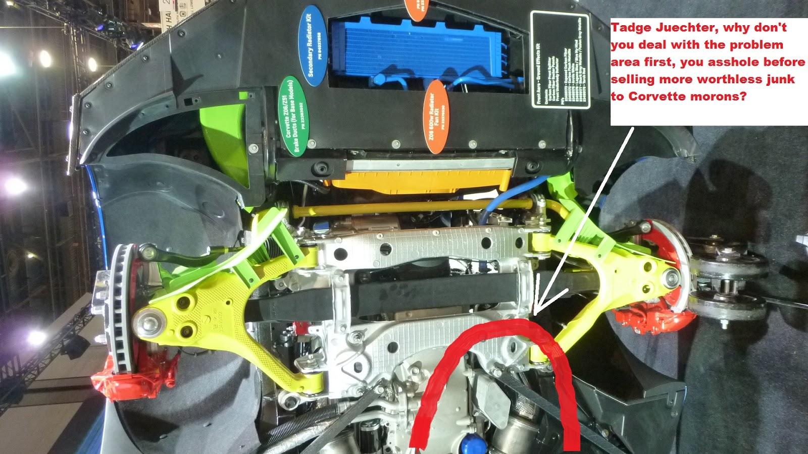 PeterMJ's Corvette C7 Stingray and Z06 Exposed: 2015