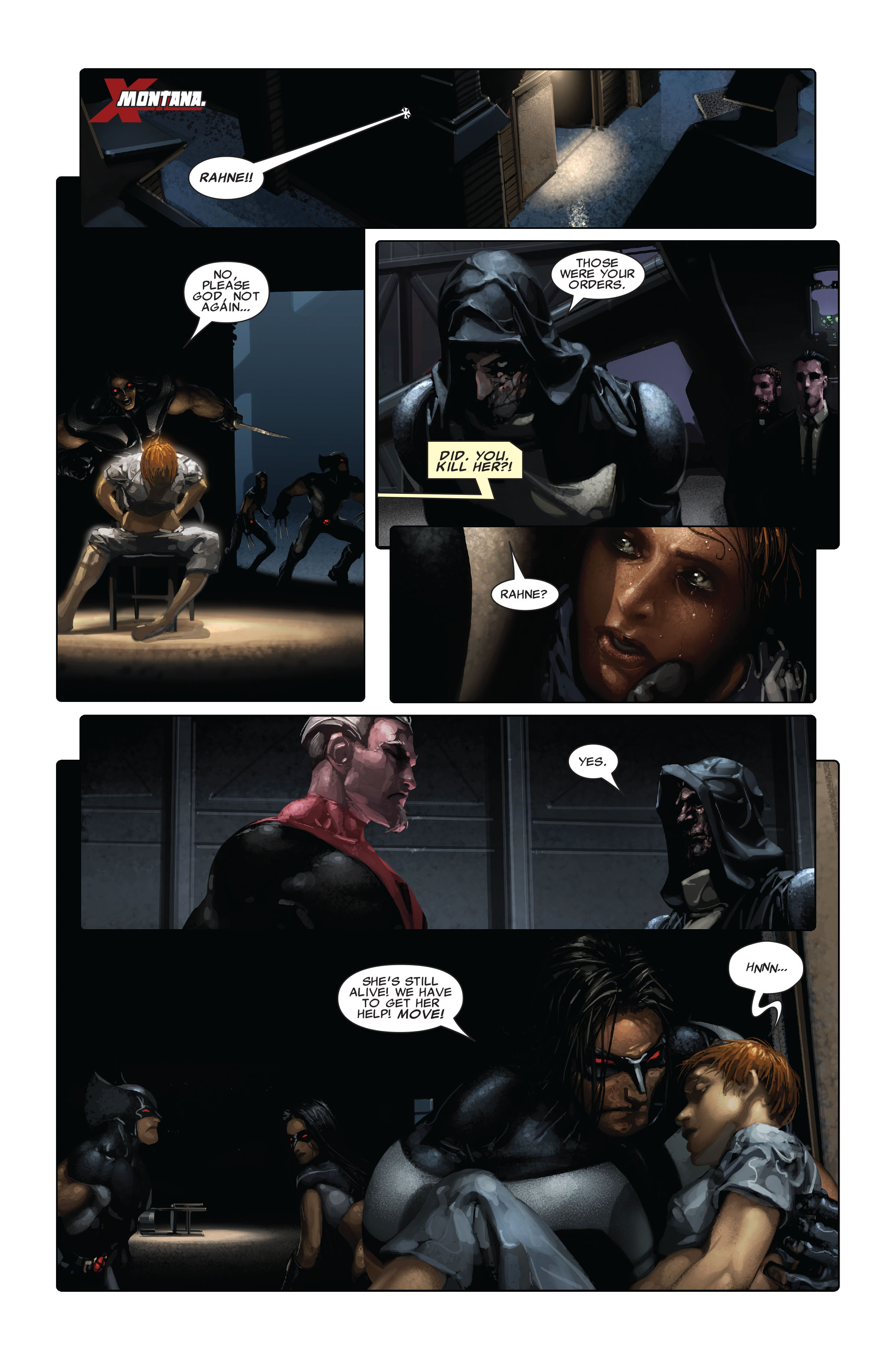 Read online X-Force (2008) comic -  Issue #3 - 14