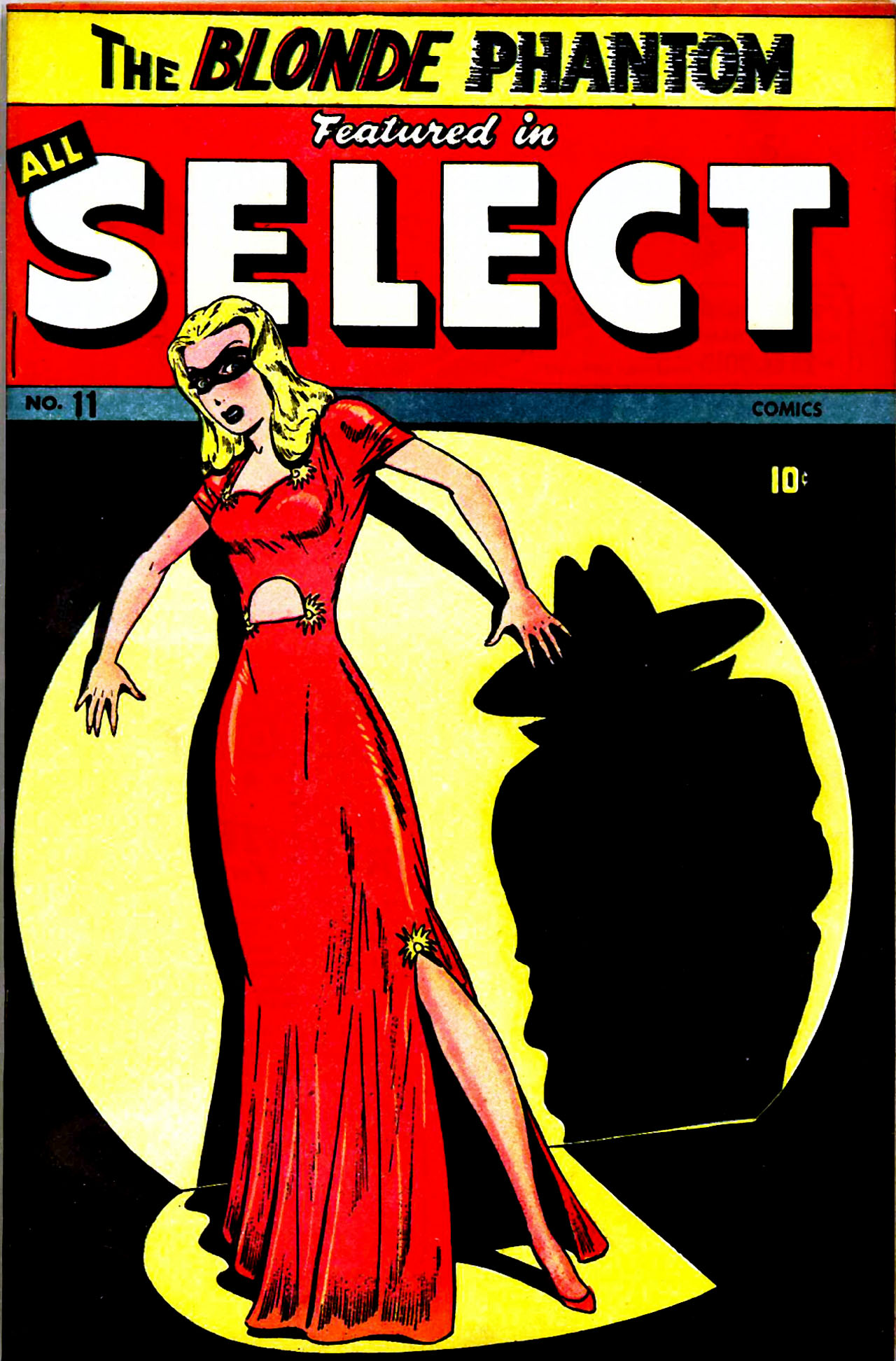Read online All-Select Comics comic -  Issue #11 - 1