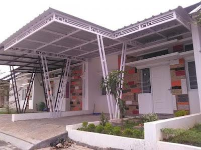 Rumah dijual di bekasi utara Lokasi setrategis bebas banjir