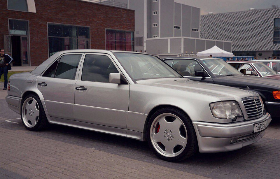1994 mercedes benz e500 w124 benztuning. Black Bedroom Furniture Sets. Home Design Ideas