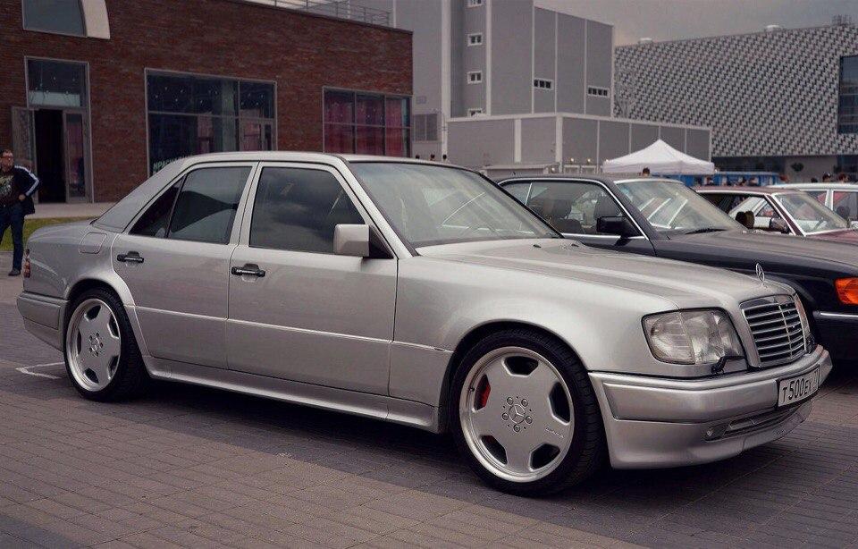 1994 mercedes benz e500 w124 benztuning for 1994 mercedes benz