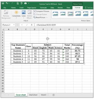 Tool For Excel