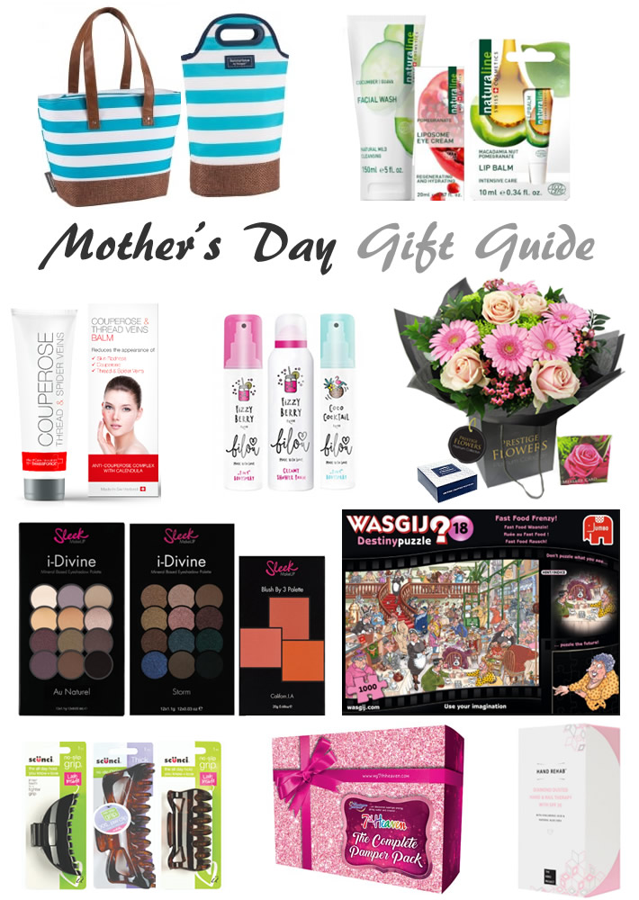 Mother's Day Gift Guide - Gift Ideas for Mom
