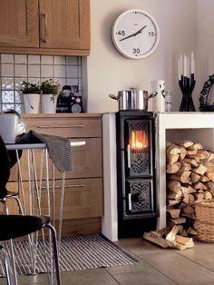 Heated Up!: Tiny homes, tiny wood stoves: photos, ideas and designs